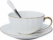 Coffee Cup Creative Ceramic Coffee Cup English