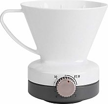 Coffee Dripper, Filter Cup Durable Coffee Dripper