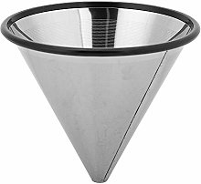 Coffee Filter, Stainless Steel Coffee Mesh