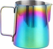 Coffee Frothing Cup, Milk Foamer Jug Coffee