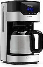 Coffee Maker Arabica 800W EasyTouch Control Silver