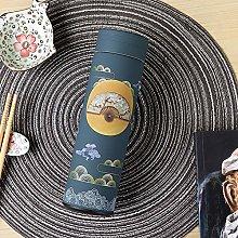 Coffee Mug China Style Vacuum Flask Stainless