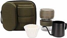 Coffee Pot Kit, Man Kit Coffe Accessory Mini Coffe