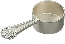 Coffee Scoop, Silver Plated