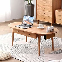 Coffee Table Coffee Table With Book Slot And 2