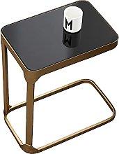 Coffee table, light luxury creative bedside table,