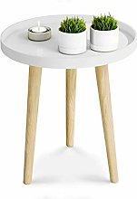 Coffee Table LQ Nordic Small Round Table Simple