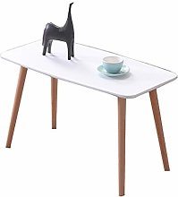 Coffee Table,Nordic Solid Wood Small