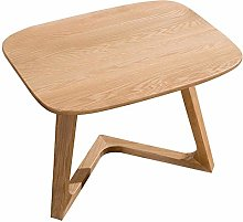 Coffee Table Nordic Style Tea Table Solid Wood
