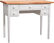 Coffee table solid wood Secretary desk antique