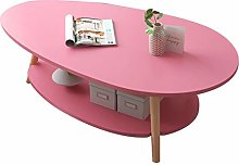 Coffee Table Z.Z.F Small Round Table Living Room