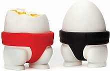 coil-c Egg Cup Set | 2 Pieces Strange Egg Cups |