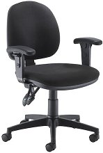 Coil Desk Chair Symple Stuff Arms: Adjustable,