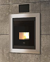 COLA Extractable Insert Pellet Fireplaces 23.36 kW