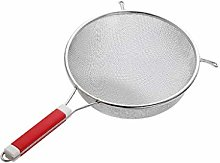 Colander Fine Mesh Strainer with 15inche Stainless