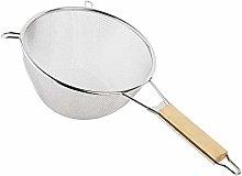 Colander/Strainer Skimmer Spoon Premium Mesh