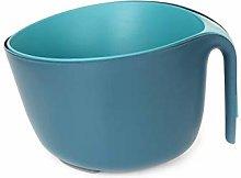 Colander with Bowl Plastic,Strainer Bowl Set