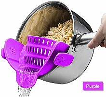 Colanders or Food Strainers Rice Noodles Washing