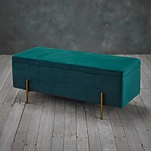 Colangelo Upholstered Storage Bench Fairmont Park