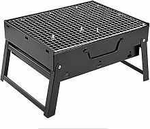 Cold-Rolled Iron Barbecue Grill BBQ Charcoal Grill