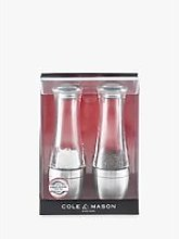 Cole & Mason Amesbury Stemless Salt / Pepper Mill