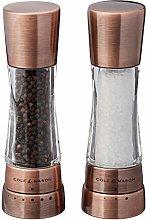 COLE & MASON Derwent Salt and Pepper Grinder Set -