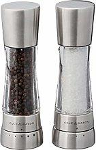 Cole & Mason Derwent Salt And Pepper Mill Set With