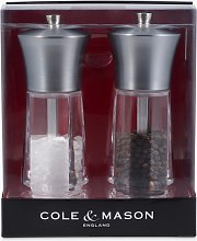 Cole & Mason Exford Salt and Pepper Mill Set