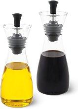 Cole & Mason H103018 Sawston Oil & Vinegar Pourer