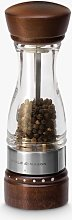 Cole & Mason Keswick Wood Pepper Mill, H18cm,