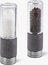 Cole & Mason Regent Concrete Salt and Pepper Mill
