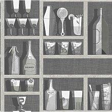 Cole & Son Cocktails Wallpaper