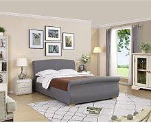 Colegrove Upholstered Bed Frame Marlow Home Co.