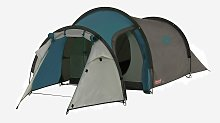 Coleman Cortes 2 Man 1 Room Tunnel Camping Tent