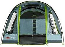 Coleman Meadowood 4 Blackout Bedroom Family Tent,