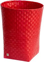 Colibries Campanula' Basket Bin, Red