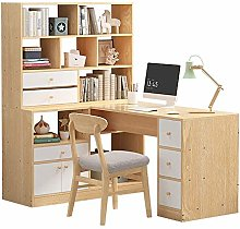 COLiJOL Bookend Pc Table Students Workstation
