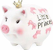 COLiJOL Coin Money Box Coin Savings Tin Bear Piggy