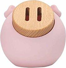 COLiJOL Coin Money Box Resin Piggy Bank, Coin
