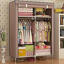 COLiJOL Furniture Wardrobe Storage Closet Clothes