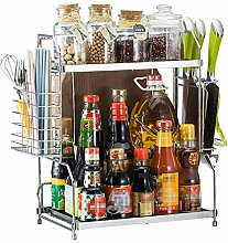 COLiJOL Kitchen Spice Rack Spice Rack Seasoning
