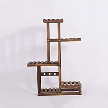 COLiJOL Multiple Plant Stand Flower Rack Solid