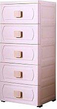 COLiJOL Niture Wardrobe Plastic Dresser Storage