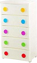 COLiJOL Wardrobe 5 Drawer Storage Organizer