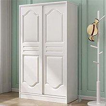 COLiJOL Wardrobe Home Bedroom Storage Cabinet