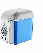 colinsa 7.5L Mini Car Refrigerator with Cooler &
