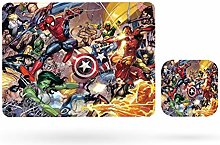 Collage Sticker Bomb Heroes Avengers Assemble