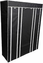 Collapsible 45cm Wide Portable Wardrobe Symple