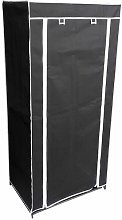 Collapsible 46cm Wide Portable Wardrobe Symple