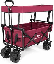 Collapsible Folding Wagon Cart Outdoor Utility